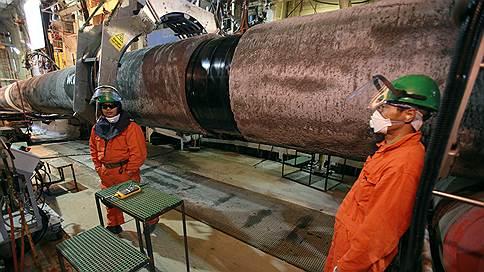 «Газпром» опять попал в Opal // Суды сняли запрет на доступ монополии к газопроводу