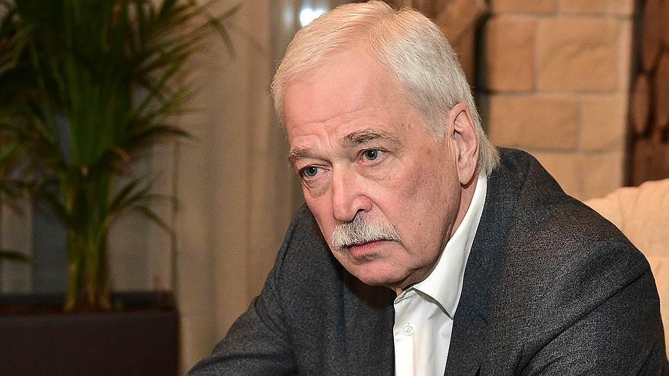 Борис Грызлов о плане экономического роста, готовящемся «Единой Россией