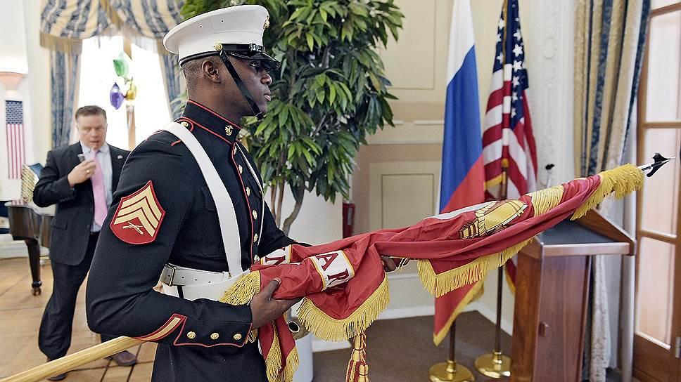 Почему Россия сократила численность американской дипмиссии