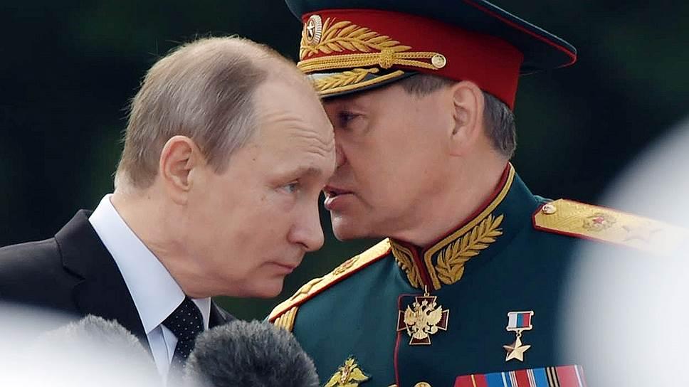 Флот: парадный подъезд / Как Владимир Путин принимал военно-морской парад и его гостей