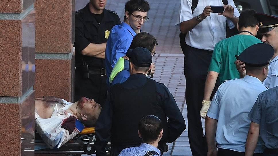 Обвиняемые в 17 убийствах были убиты при попытке бежать из-под стражи