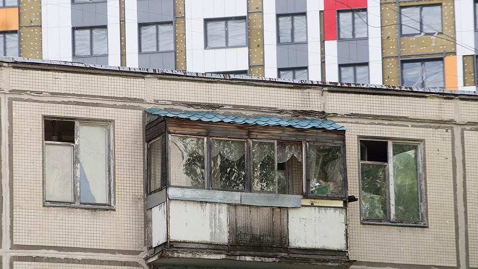 Мэрия готова предложить участникам программы реновации увеличение жилплощади со сменой района
