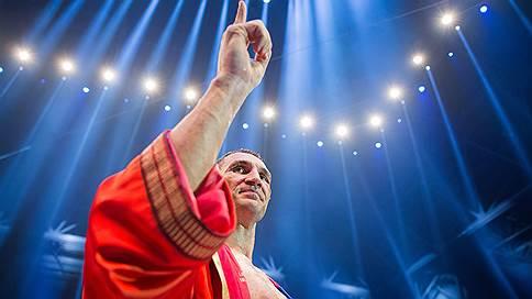владимир кличко дождался реванша легендарный украинец закончил карьеру