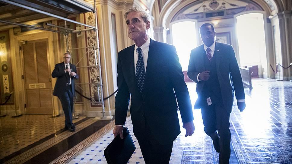 До чего дошло расследования «российского следа» в выборах президента США
