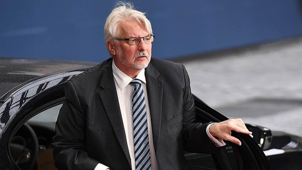 Глава МИД Польши о том, как Варшава старается наладить отношения с Москвой