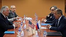 Россия и США сошлись на Юго-Востоке