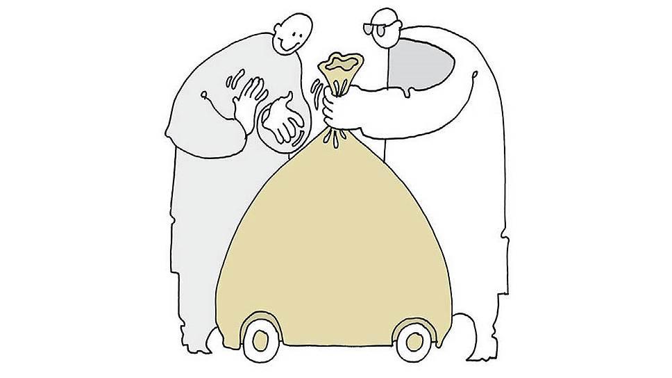 В кредит в России продается почти половина машин