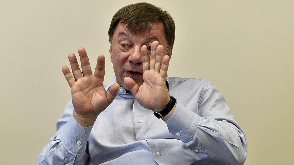 Руководитель НРА Сергей Коптев