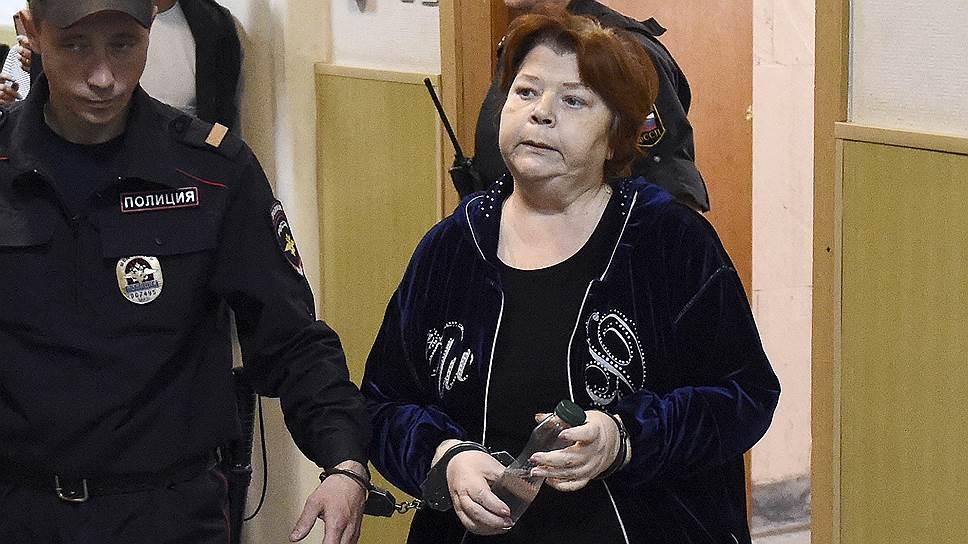 Экс-главбух «Седьмой студии» Нина Масляева среди участников хищений назвала на допросе Кирилла Серебренникова