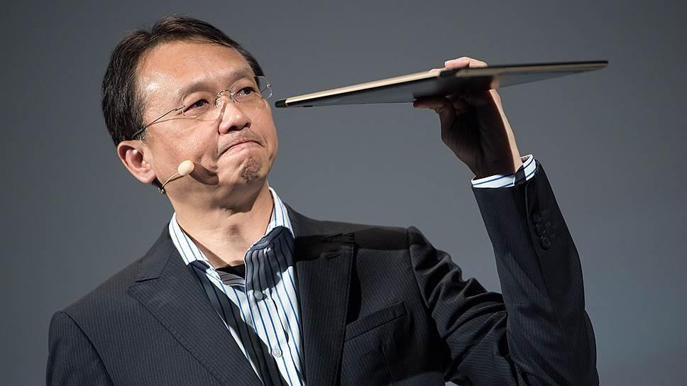 """Что гендиректор Acer Inc. Джейсон Чэнь рассказал """"Ъ"""" о стратегии компании и потенциале российского рынка"""