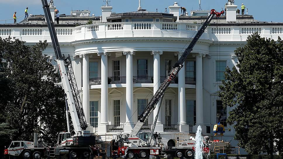 Дональд Трамп ведет реконструкцию символа американской власти