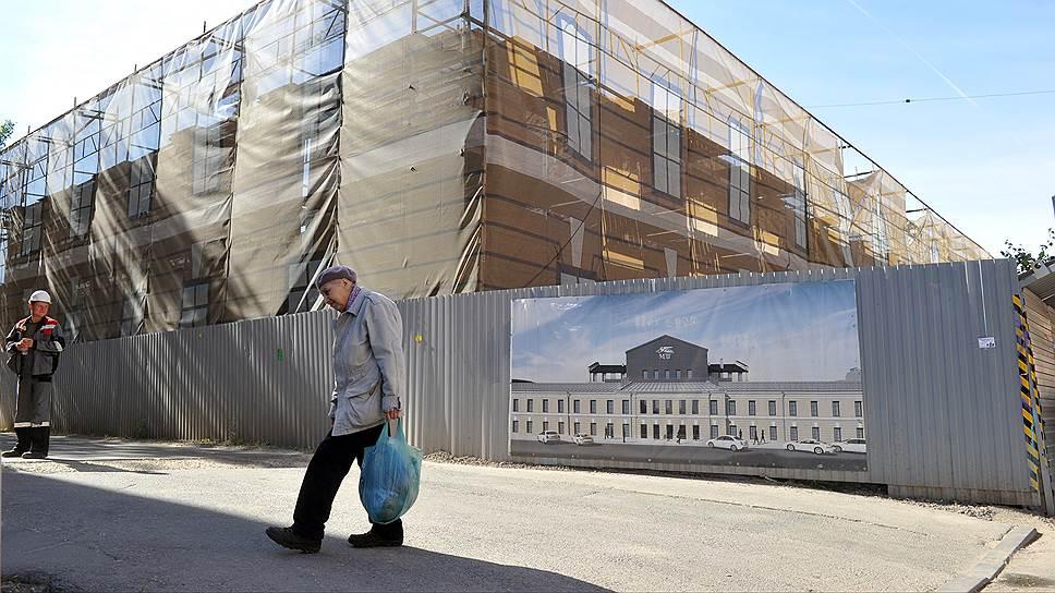 Почему ФСБ проверяла расходование денег на возведение новой сцены МДТ