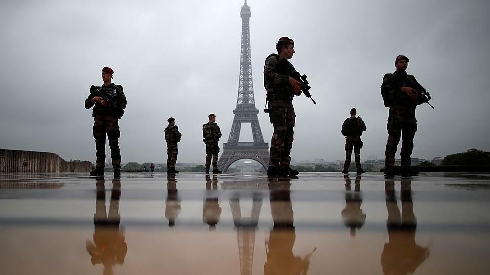 Почему французская армия не перестанет патрулировать улицы городов