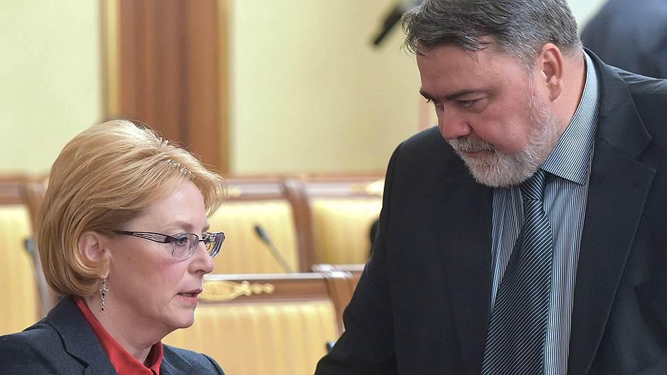 Верховный суд напомнил ведомству Игоря Артемьева, что исключительным правом разбираться в дозировках лекарств обладает возглавляемый Вероникой Скворцовой Минздрав