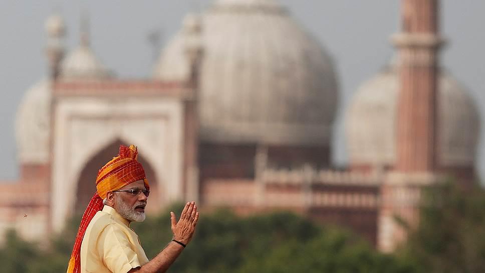 Почему Нарендра Моди не пошел на обострение с Пакистаном и Китаем