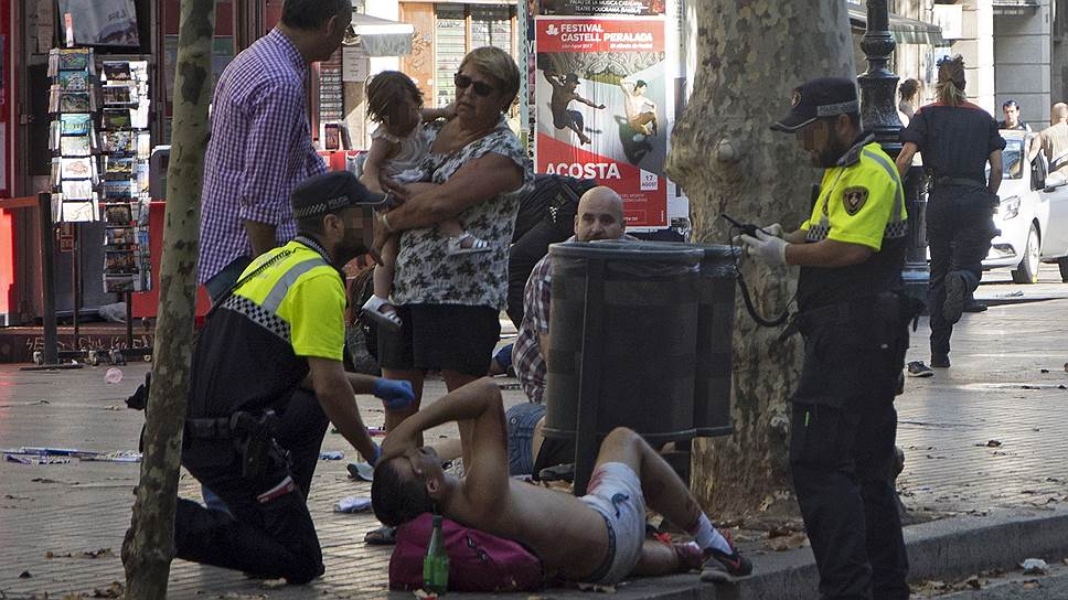 Почему «Исламское государство» атаковало Барселону