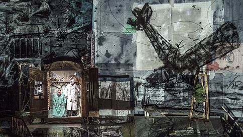 Музыка для глаз // Уильям Кентридж поставил «Воццека»
