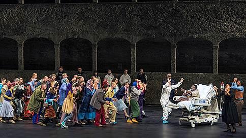Моцарта испытали апартеидом // Теодор Курентзис и Питер Селларс показали «Милосердие Тита» в Зальцбурге