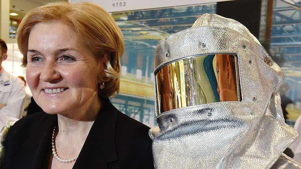 Вице-премьер Ольга Голодец подтвердила: идеи «социального бюджетного правила» и будущее материнского капитала продолжат обсуждать в Белом доме