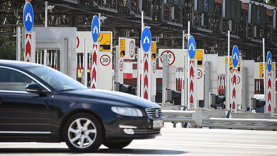 Как были объявлены новые платные участки трассы М4