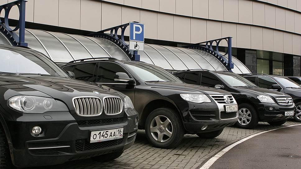 Парковки для инвалидов становятся все более представительными