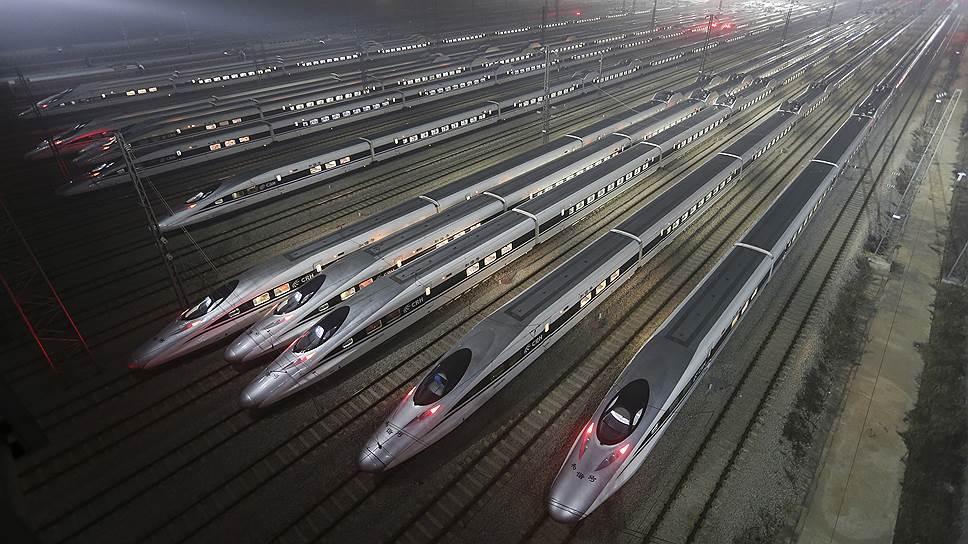 Для проекта ВСМ «Евразия» придется не только искать инвесторов с более $130 млрд, но и разрабатывать совершенно новые поезда
