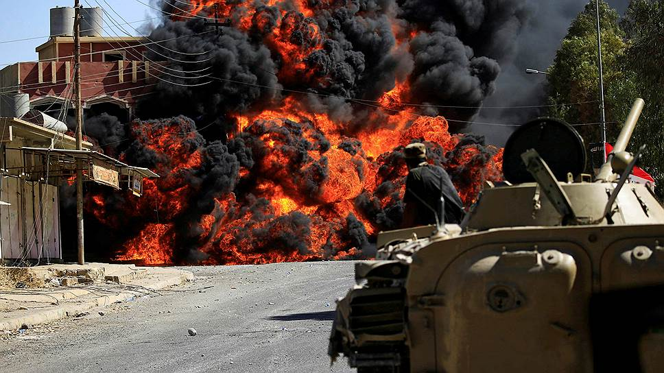 Какую роль сыграли курды в борьбе с ИГ в Ираке