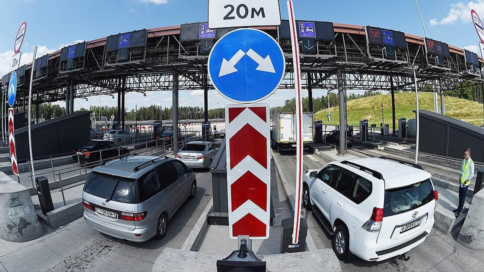 «Автодор» введет единый транспондер для платных дорог