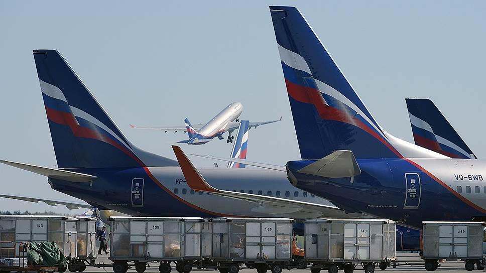 Как «Аэрофлот» встал на защиту импорта