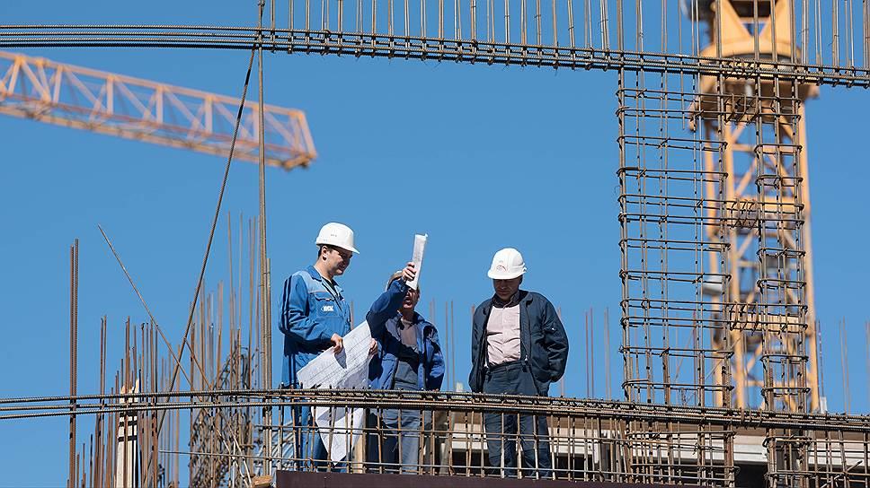 Строительная отрасль выходит из кризиса за счет госзаказа