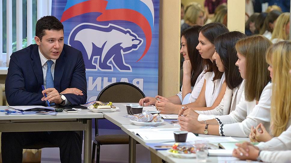 С чем идет на выборы глава Калининградской области Антон Алиханов