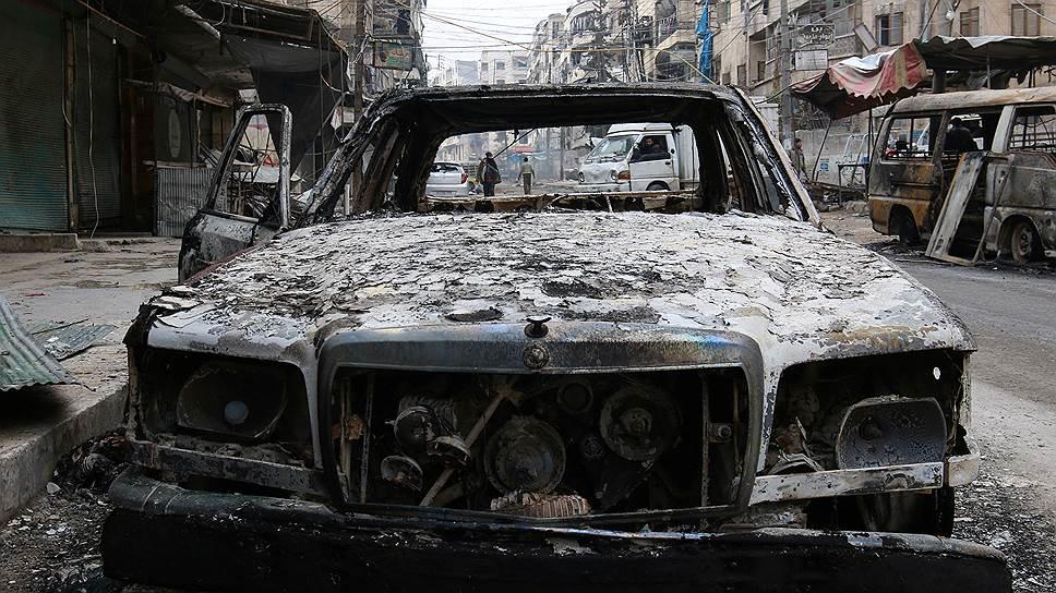 Как российские самолеты и сирийские солдаты деблокировали Дейр-эз-Зор