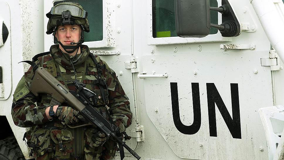 Почему Владимир Путин предлагал ввести в Донбасс миротворцев ООН