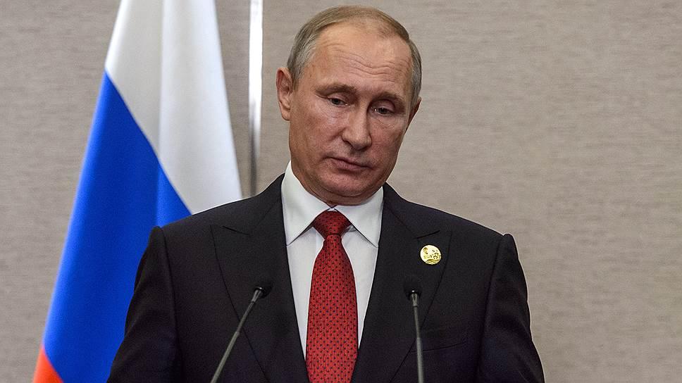 Как Владимир Путин дал пресс-конференцию после саммита БРИКС