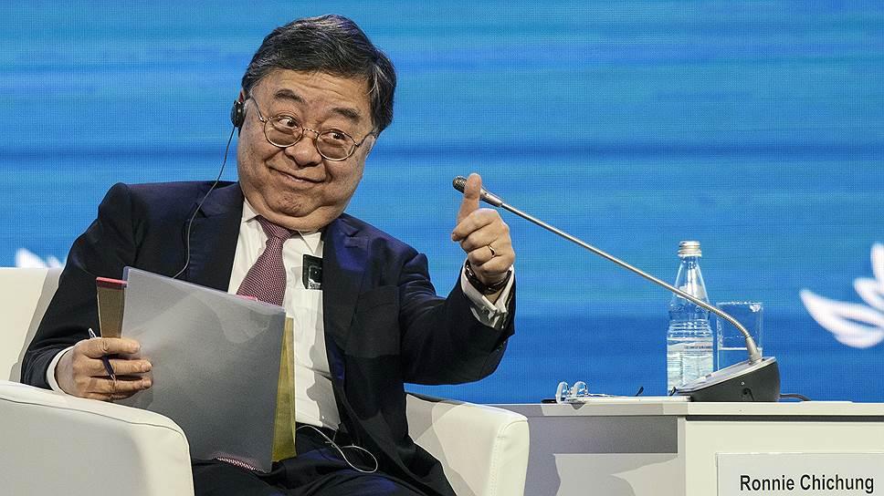 Председатель Hang Lung Properties Ронни Чичунг Чан
