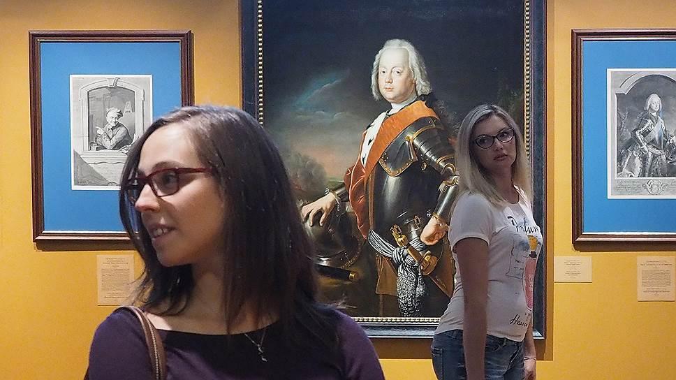 Благодаря гравюрам Георга Фридриха Шмидта знаменитые портреты XVIII века становились доступны массовой аудитории