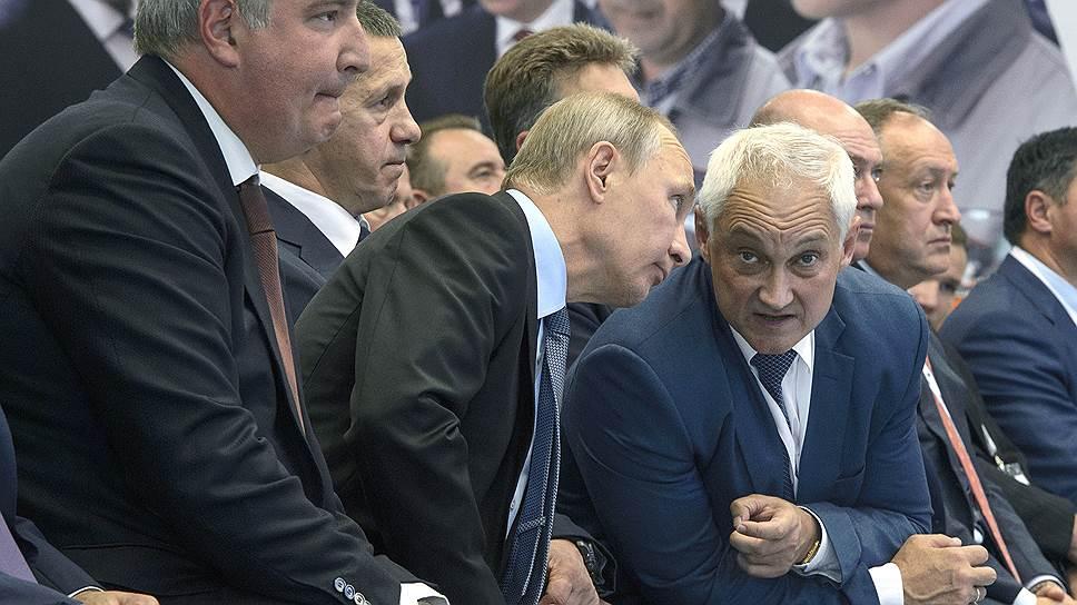 Почему Игорь Сечин отказался подписывать контракт на танкеры за полчаса до прилета Владимира Путина