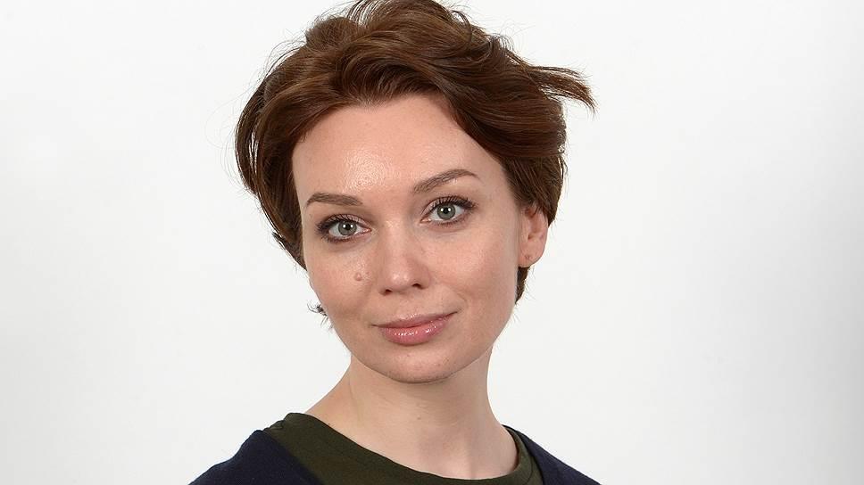 Обозреватель «Ъ» Евгения Милова
