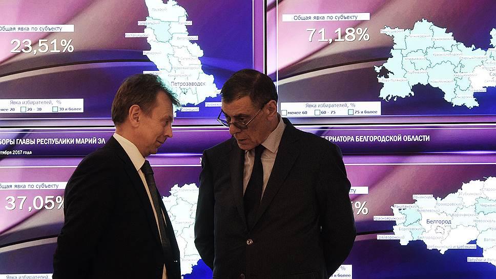 Как в России прошли последние перед президентскими выборы