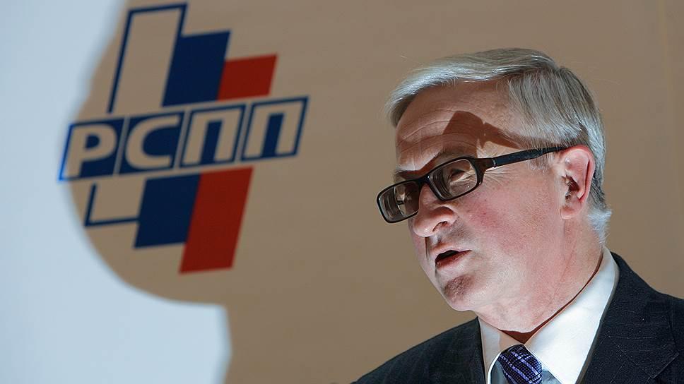 Возглавляемый Александром Шохиным РСПП настаивает на учете интересов бизнеса при информатизации коммунальной отрасли