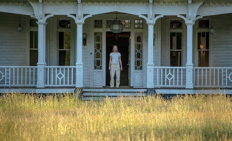 Таинственный дом выступает полноправным персонажем фильма «мама!»