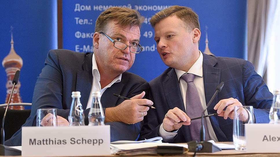 Почему немецкий бизнес выступил против нового антироссийского закона США