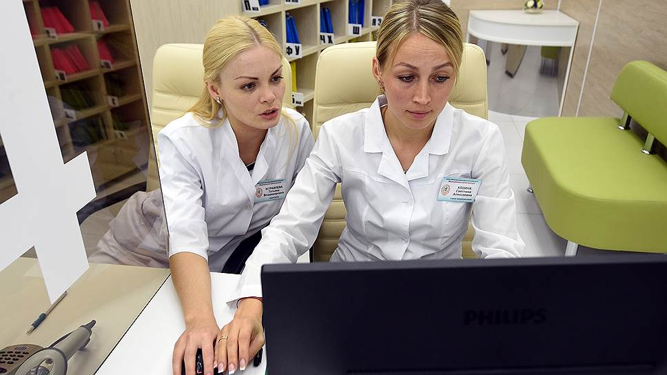 Минздрав представил проект Единой информационной системы здравоохранения