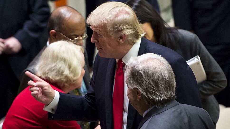 Почему Дональд Трамп хочет реформировать ООН