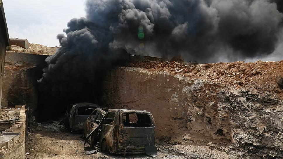 Почему Россия обвинила США в оказании прямой помощи сирийским боевикам