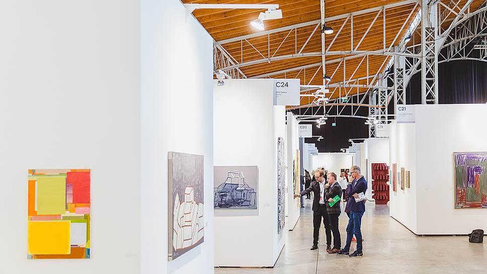 С каждым годом ярмарка viennacontemporary становится все более привлекательной для коллекционеров и музейщиков
