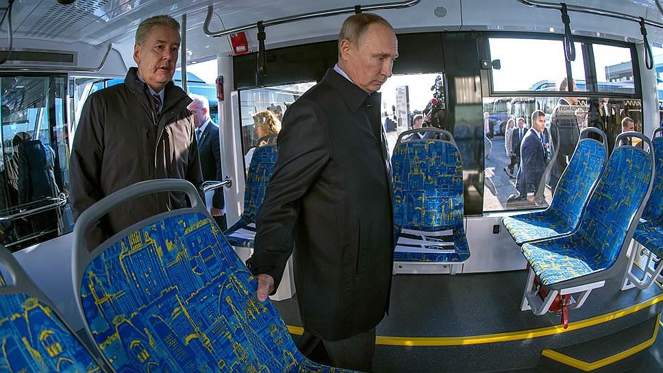 Как Владимир Путин в Ульяновске разворачивал финансовые потоки регионов