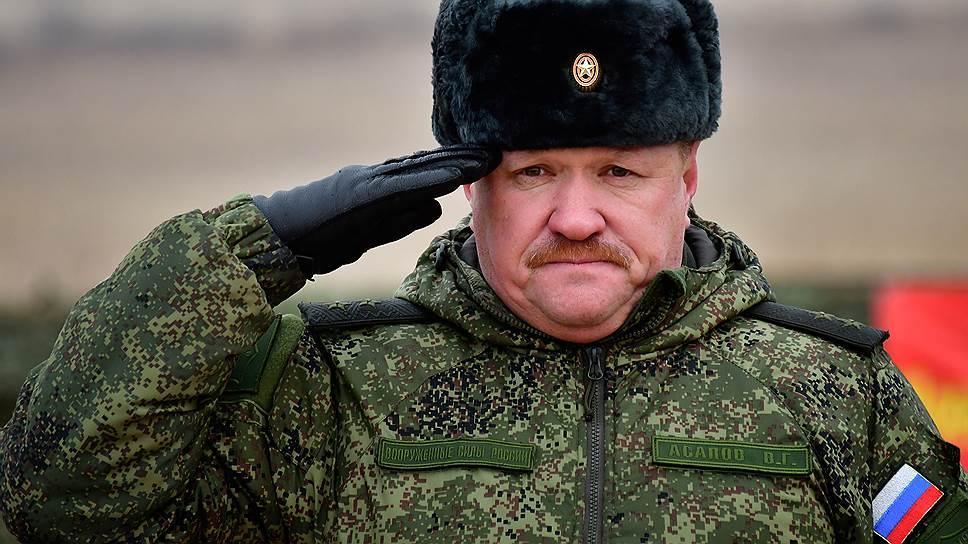 Как в Сирии погиб российский генерал Валерий Асапов