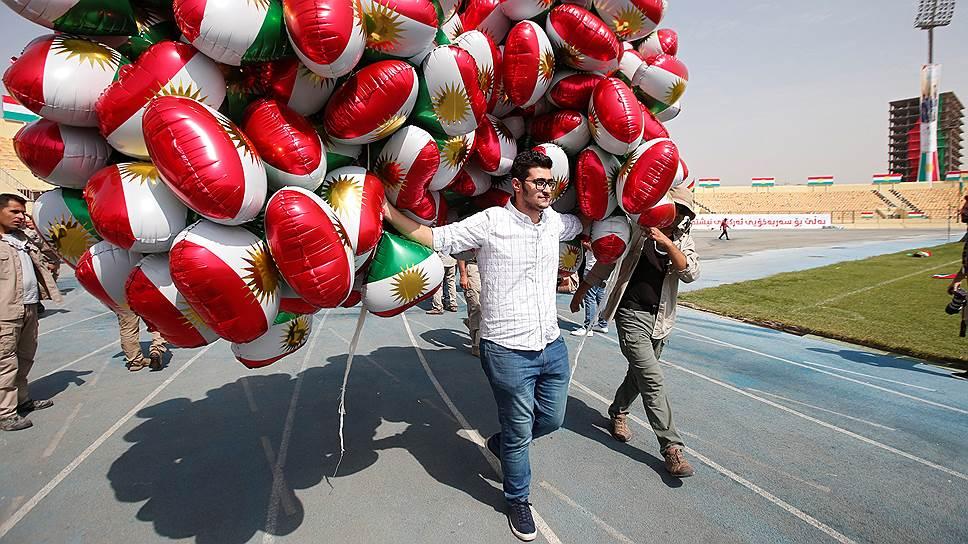 Как референдум о независимости Иракского Курдистана грозит взорвать Ближний Восток