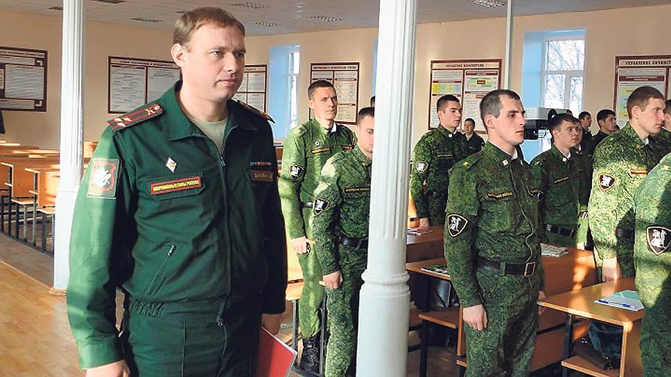 Как был арестован полковник Александр Вакулин